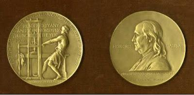 Pulitzer Prizes Awarded
