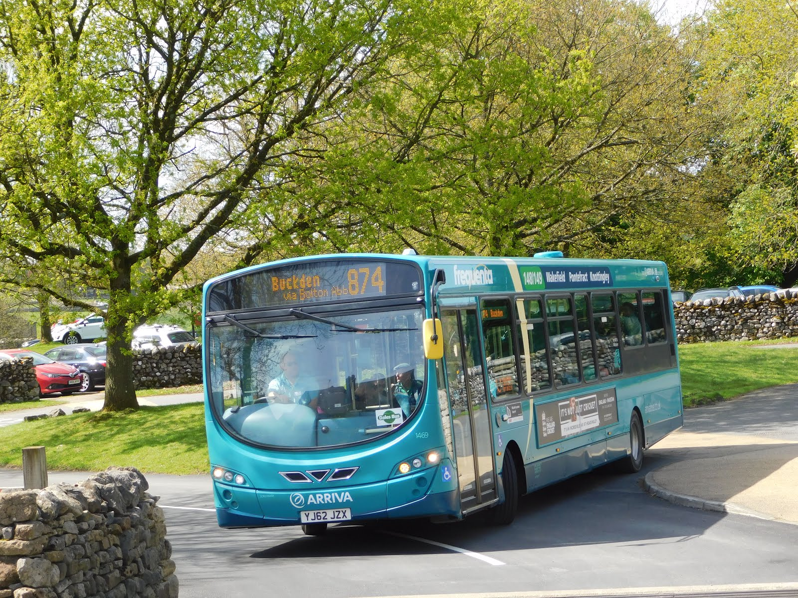 West Yorkshire Bus Adventures!