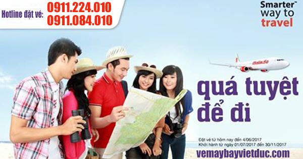 bán vé khuyến mãi Malindo Air mới nhất