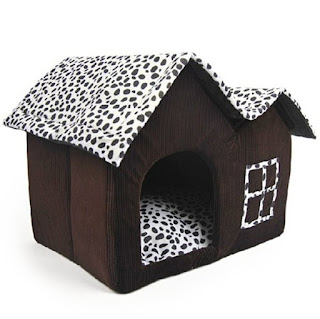 TOP Luxury High-End Double Pet House Brown Dog Home, Pet supplies on AMazon £5.31
