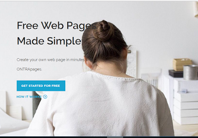 ONTRApage offers mobile-friendly and easy-to-customise landing page templates
