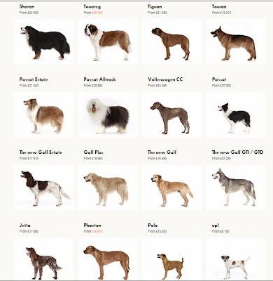 Volkswagen Dogs  Perros Creatividad Publicidad