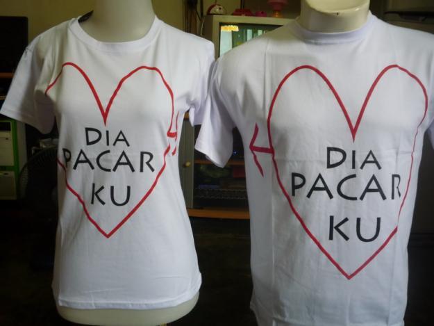 Fashion Stylist Baju Couple