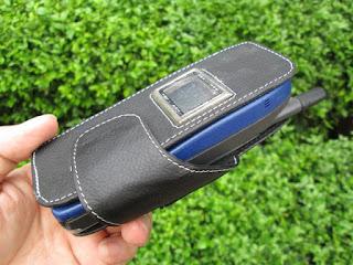 sarung kulit pinggang Nokia 5110