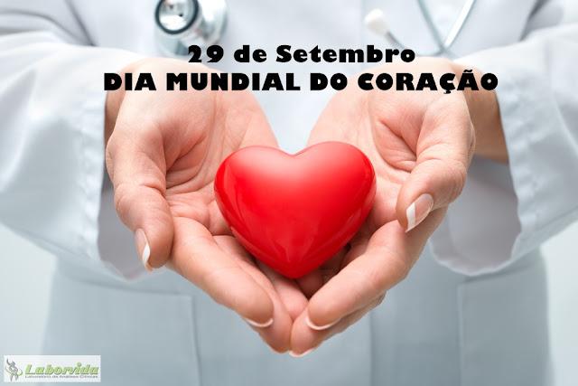 Resultado de imagem para sexta-feira, 29, Dia Mundial do Coração, a campanha Movidos pelo coração.