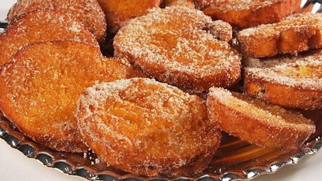 Receita de rabanadas no forno; sem fritura, crocante e irresistível