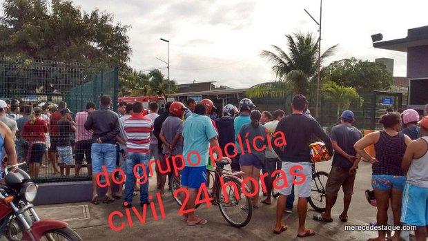 Homem é baleado na manhã desta terça-feira em Santa Cruz do Capibaribe