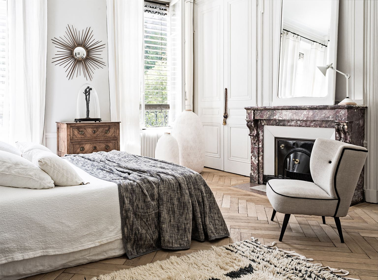 Decor Inspiration French Style City Apartment