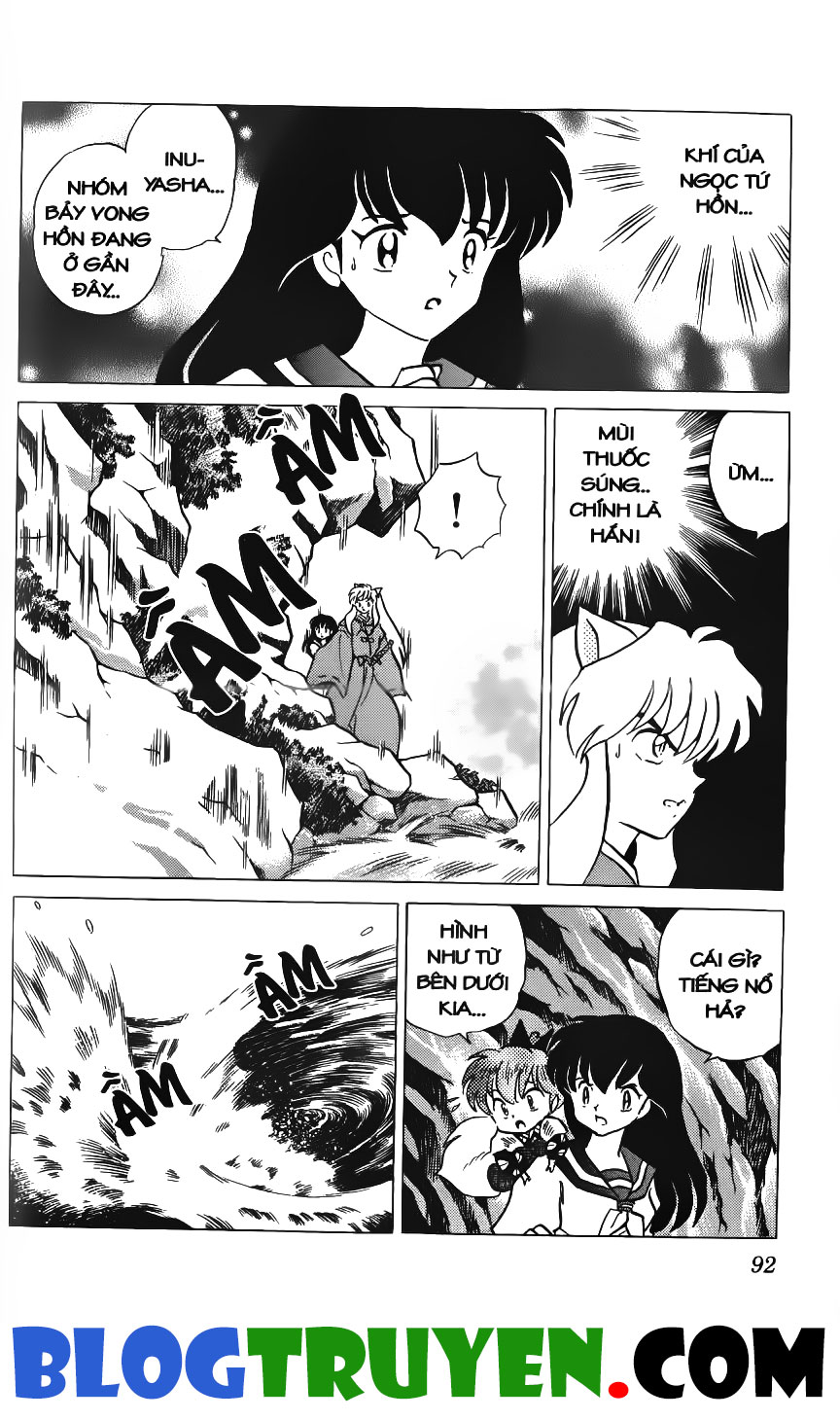 Inuyasha vol 27.5 trang 17