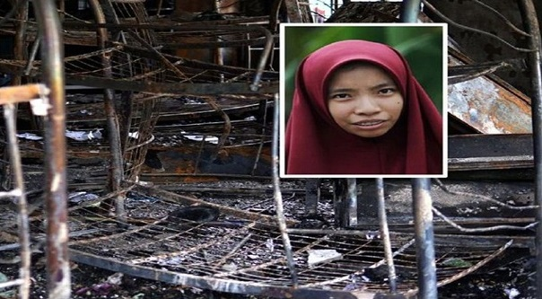 Kebakaran Asrama Tahfiz Rembau Perempuan..Pelajar Kongsi Detik Cemas Keti!ka Kejadian !!