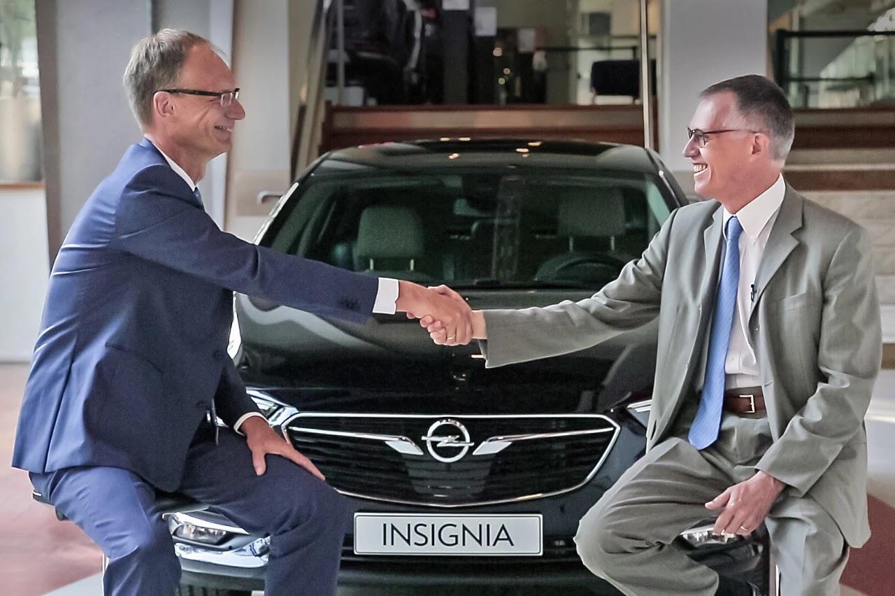 Ολοκληρώθηκε η προσχώρηση των Opel και Vauxhall στο Groupe PSA