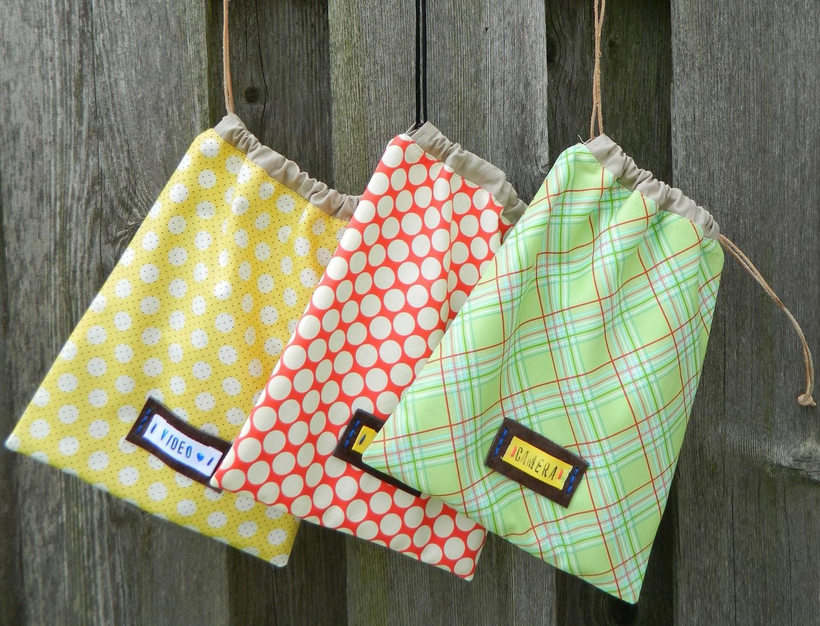 S O T A K Handmade Drawstring Bag
