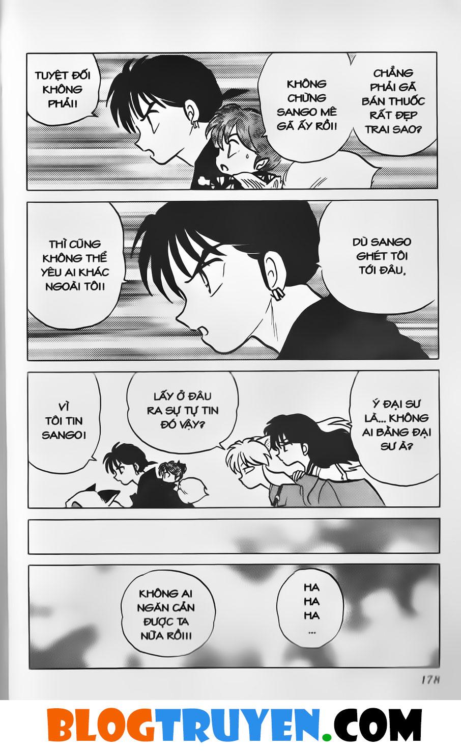 Inuyasha vol 36.10 trang 7