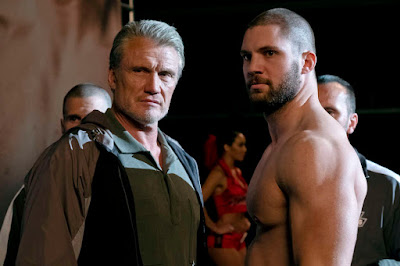Creed II - Dolph Lundgren and Florian Munteanu