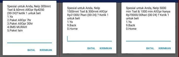 ini sebagian besar pengguna smartphone lebih sering menggunakannya untuk berkomunikasi me Paket Telkomsel Nelpon Ke Semua Operator  1 Jam Hanya 4 Ribuan