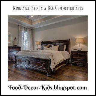 King Bed in a Bag Comforter Sets King Comforter Sets