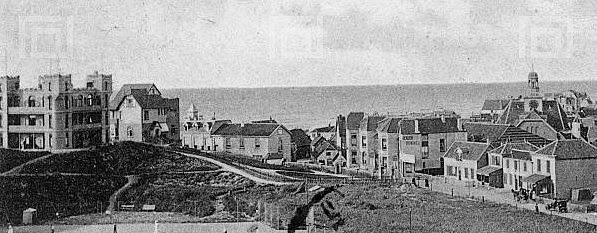 huizen aan zee