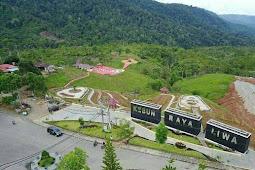 Kebun Raya Liwa, Kebun Raya Pertama di Lampung