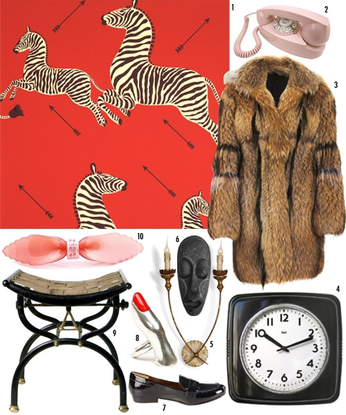 Of the Fashion...: Margot Tenenbaum the adopted daughter