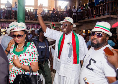 Image result for pdp campaign in edo state