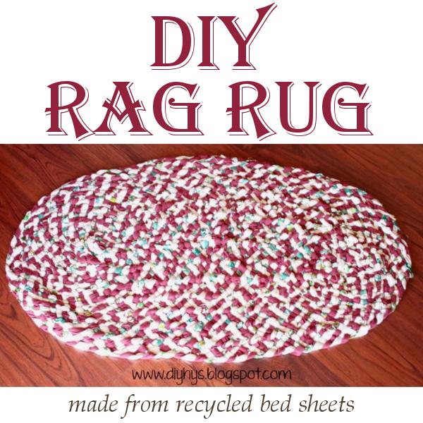 DIY Home Sweet Home: DIY Rag Rug