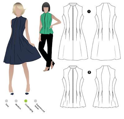e574ca2a736 StyleArc - Louisa top Dress
