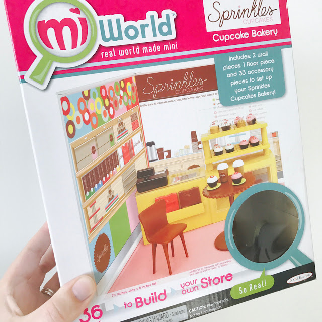 MiWorld Miniature Sprinkles Bake Shop Review | Linzer Lane Blog