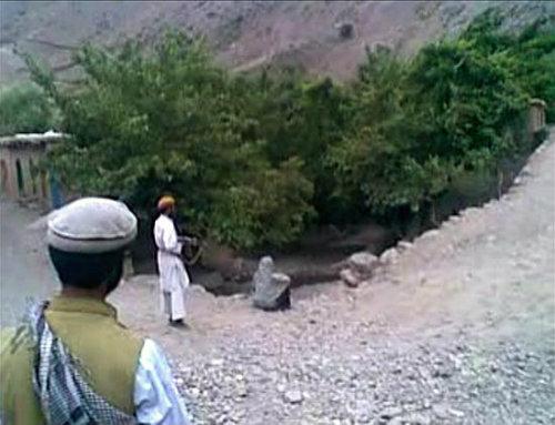 Talibã mata sua melhor sob a acusação de adultério