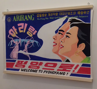 North Korea, An Exploration exhibition at The Old Courts in Wigan