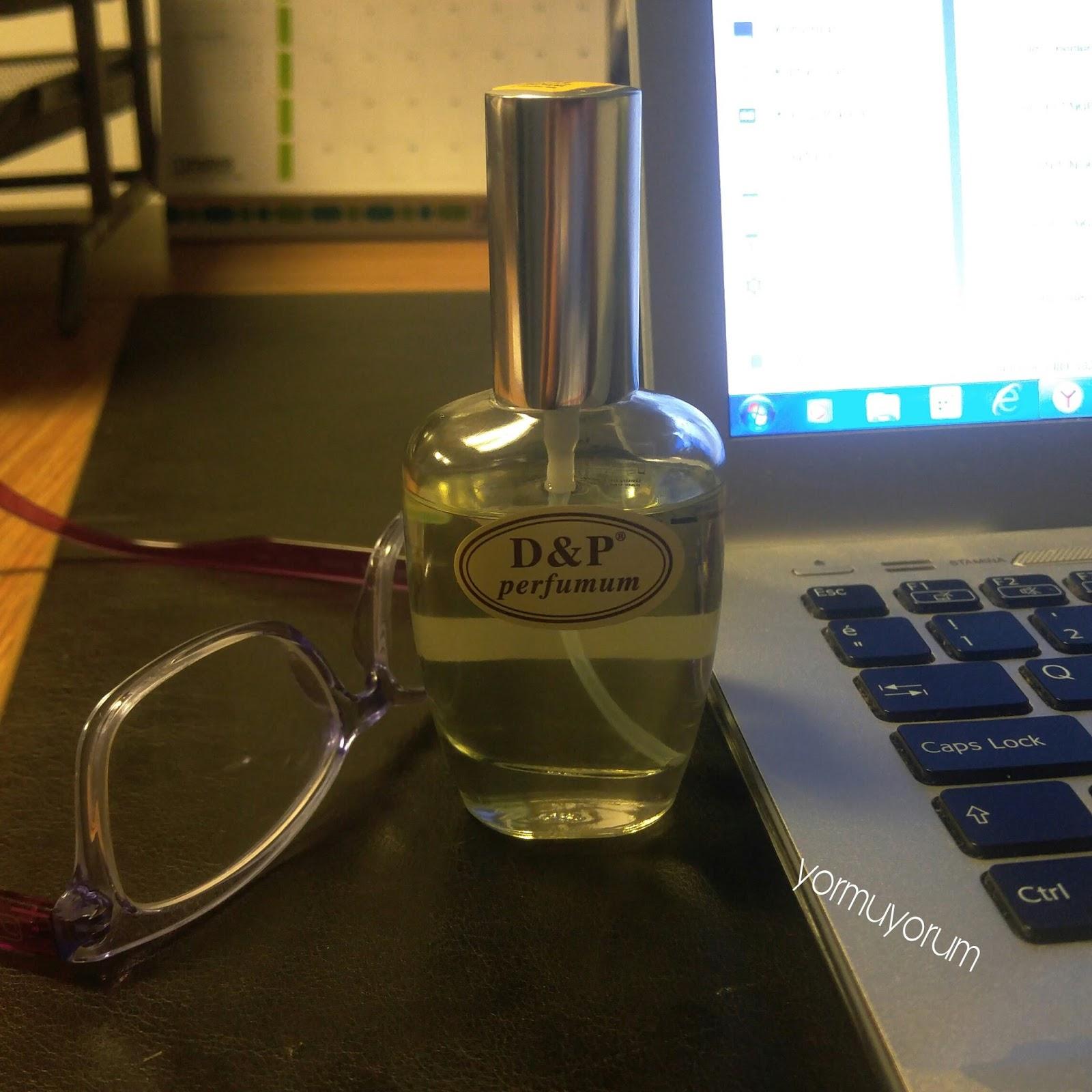 Yormuyorum Dp Parfüm T4 Yorum Tresor