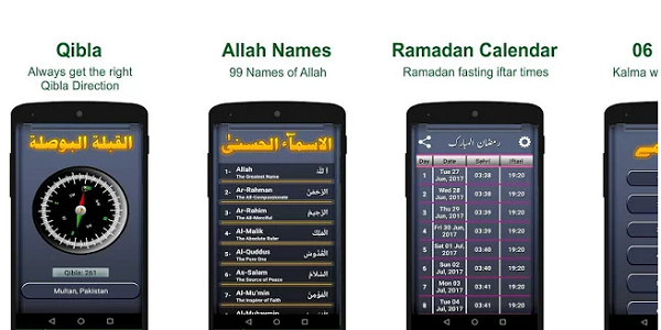 Aplikasi Prayer Times