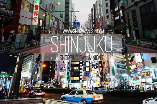 Day 5 Shinjuku Journey till Night