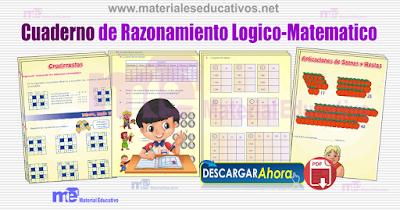 Cuaderno de Razonamiento Logico-Matemático