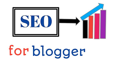 how to set seo for blogger