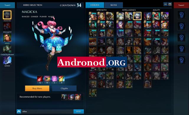 Download Heroes Evolved Mod APk