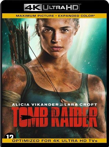 Tomb Raider: Las Aventuras de Lara Croft (2018) 4k2160P Latino [GoogleDrive]