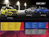 Spesifikasi Mobil Honda Jazz 2016