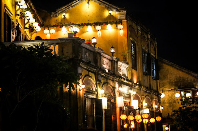 Night Charms of Hoi An