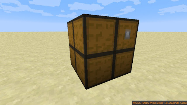 Imagen 3 - Colossal Chests Mod para Minecraft 1.8