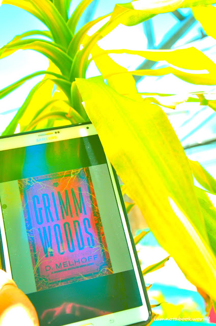 Grimm Woods by D. Melhoff | Blog Tour | Book Review by iamnotabookworm!