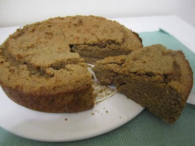 Gâteau à la châtaigne sans gluten
