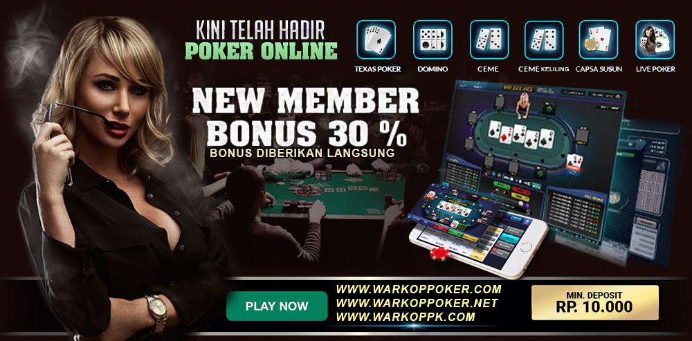 Agen Poker Online Terpercaya Terbaik di Indonesia| Bandar Ceme Domino QQ Terpercaya Indonesia