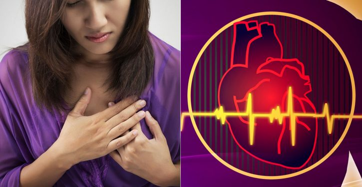 A Month Before A Heart Attack, Your Body Warns You