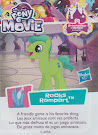 My Little Pony Wave 22 Rooks Rampart Blind Bag Card