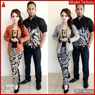 ZBT06009 Kebaya Batik Couple Anindira Jumputan Modern BMGShop
