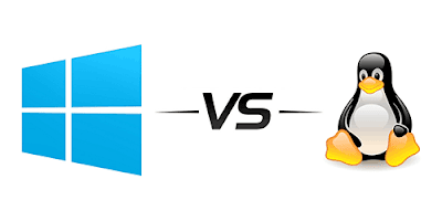 linux vs windows ksl-pamekasan