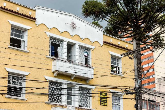 Edifício General Carneiro - detalhe