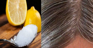 Lemon And Coconut Oil To Delay The Appearance Of Gray Hair