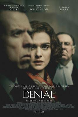 Denial 2016 DVD Custom NTSC Sub