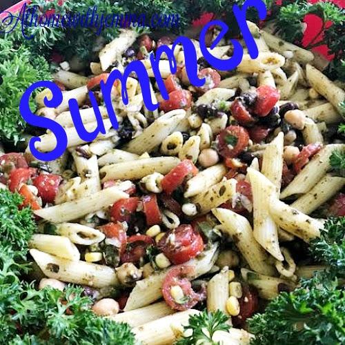 Summertime Summertime Pasta Salad